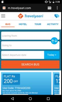 Bus Ticket Booking Portal poster