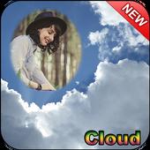 Cloud Photo Frame icon