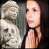 Gautam Buddha Photo Frame icon