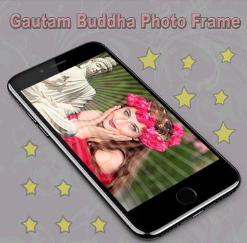 Gautam Buddha Photo Frame screenshot 8