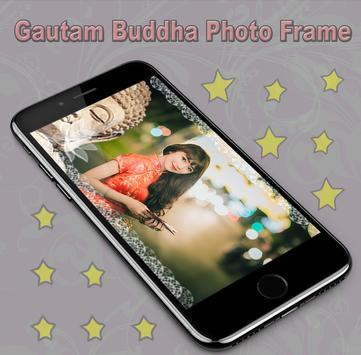 Gautam Buddha Photo Frame screenshot 11