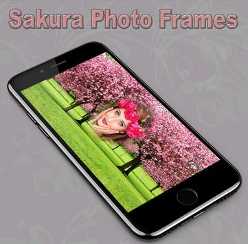 Sakura Photo Frames screenshot 3