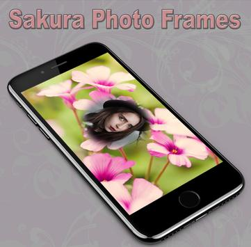 Sakura Photo Frames screenshot 1