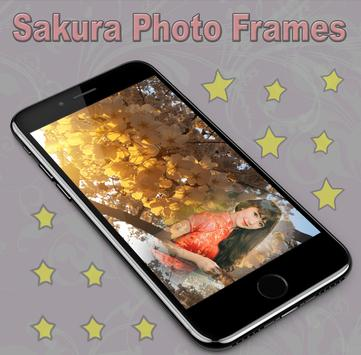 Sakura Photo Frames screenshot 4