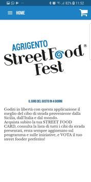 Street Food Fest poster