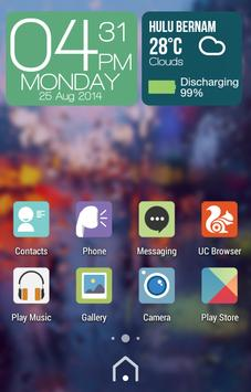 AIQA for Zooper Widget Pro poster