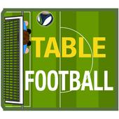 Table Football Game icon