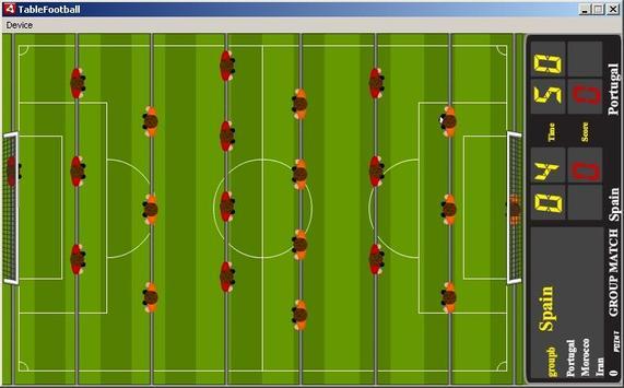 Table Football Game apk screenshot