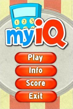 MyIQ poster