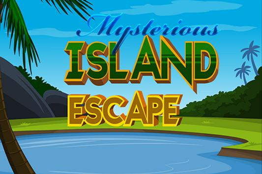 Mysterious Island Escape poster