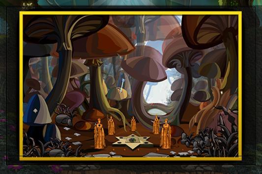 Mystic Forest Escape screenshot 4
