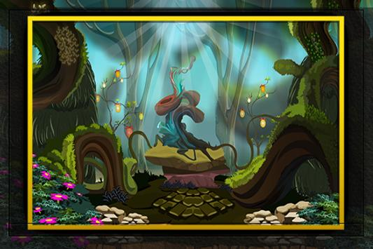 Mystic Forest Escape screenshot 1