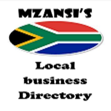 Mzansi business directory poster