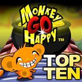 Monkey GO Happy - Top 10 Free Puzzle Adventures