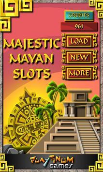 Majestic Mayan Slots Free poster