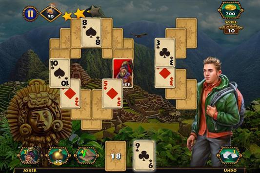 Machu Picchu Solitaire apk screenshot