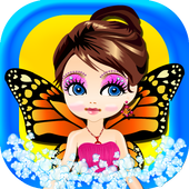 Makeover : Butterfly Fairy icon