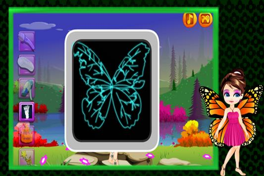 Makeover : Butterfly Fairy screenshot 3