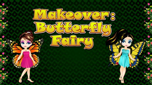 Makeover : Butterfly Fairy screenshot 10