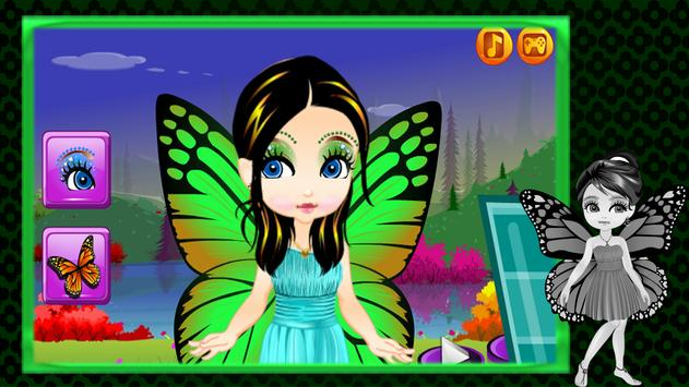 Makeover : Butterfly Fairy screenshot 9