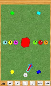 Billard et Nombres entiers screenshot 2