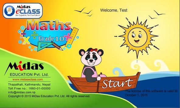 Midas eclass maths 10 demo apk baixar grtis educao aplicativo midas eclass maths 10 demo cartaz stopboris Images