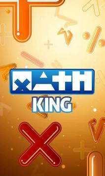 Math King poster