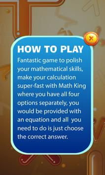 Math King screenshot 5