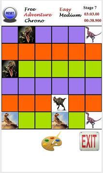 Memorex - Jurassic Cards Game screenshot 3
