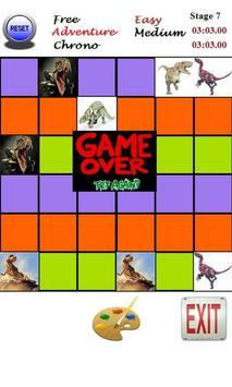 Memorex - Jurassic Cards Game screenshot 4
