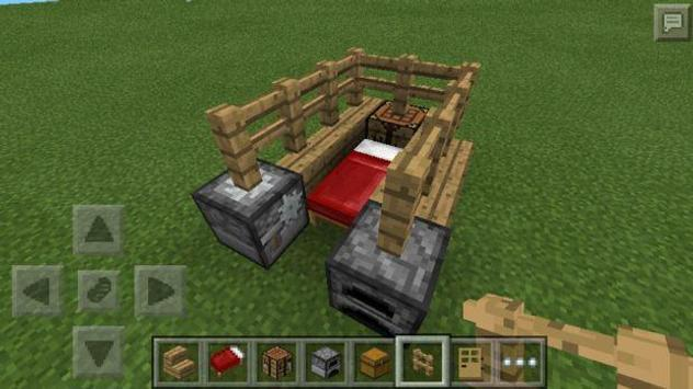 Cool Little Shelter in MCPE apk screenshot