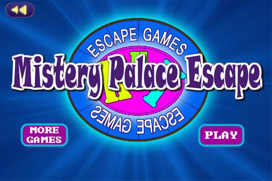 MisteryPalaceEscape poster
