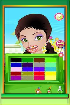 Modern Girl At Dentist screenshot 2