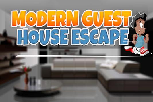 Modern Guest House Escape poster