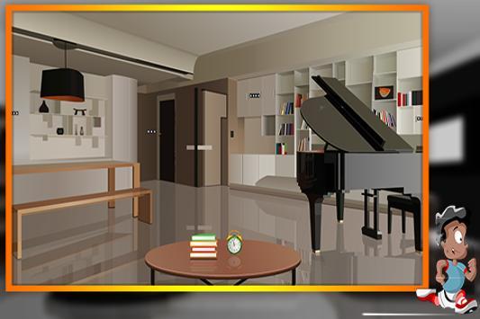 Modern Guest House Escape apk screenshot