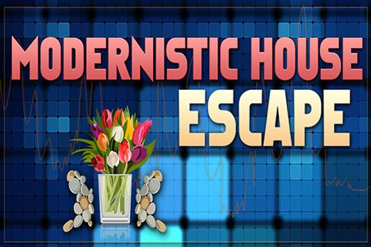 Modernistic House Escape poster