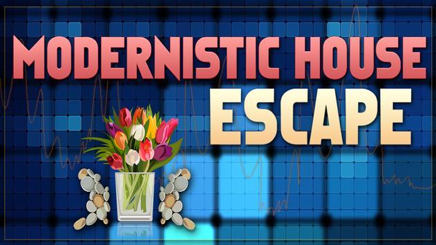 Modernistic House Escape screenshot 10