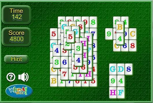Mohjongg apk screenshot