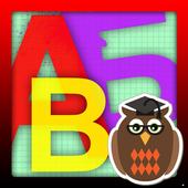 Mongolian ABC icon