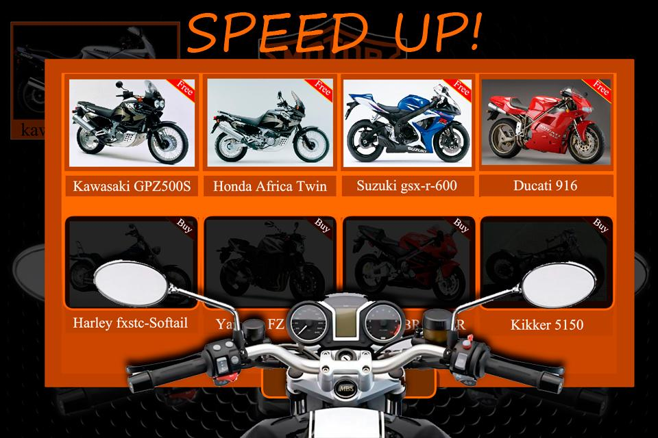 Motorbike Sounds Pro for Android - APK Download