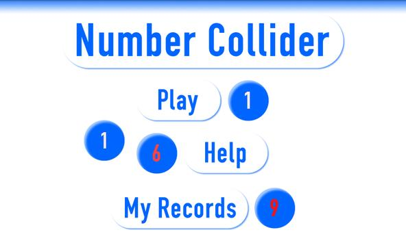 Number Collider apk screenshot