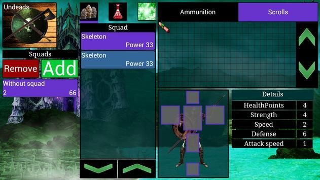 Necromancer Amon Riot FREE apk screenshot