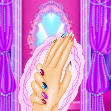 Nail Makeover Studio apk screenshot