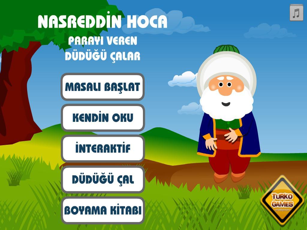 Masal Nasreddin Hoca Parayi For Android Apk Download