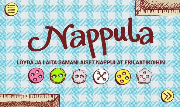 Nappula poster