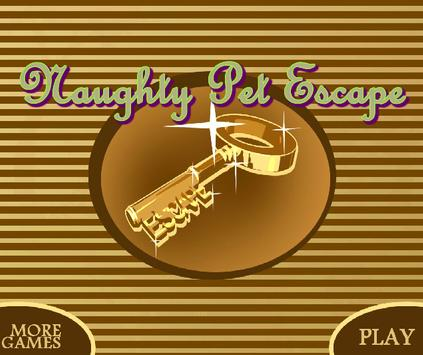 NaughtyPetEscape apk screenshot