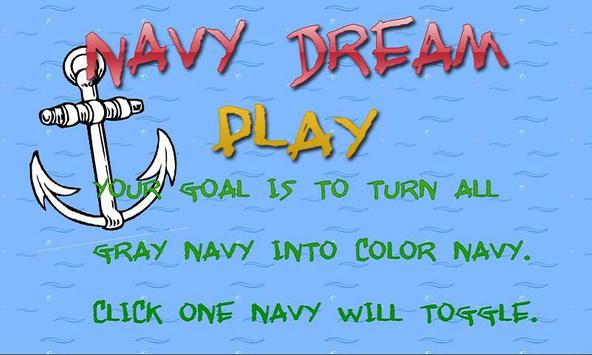 NavyDream poster