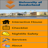 Student Safety Application icon