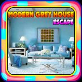 Room Escape Games - Modern Grey House Escape icon