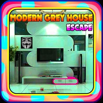 Room Escape Games - Modern Grey House Escape poster